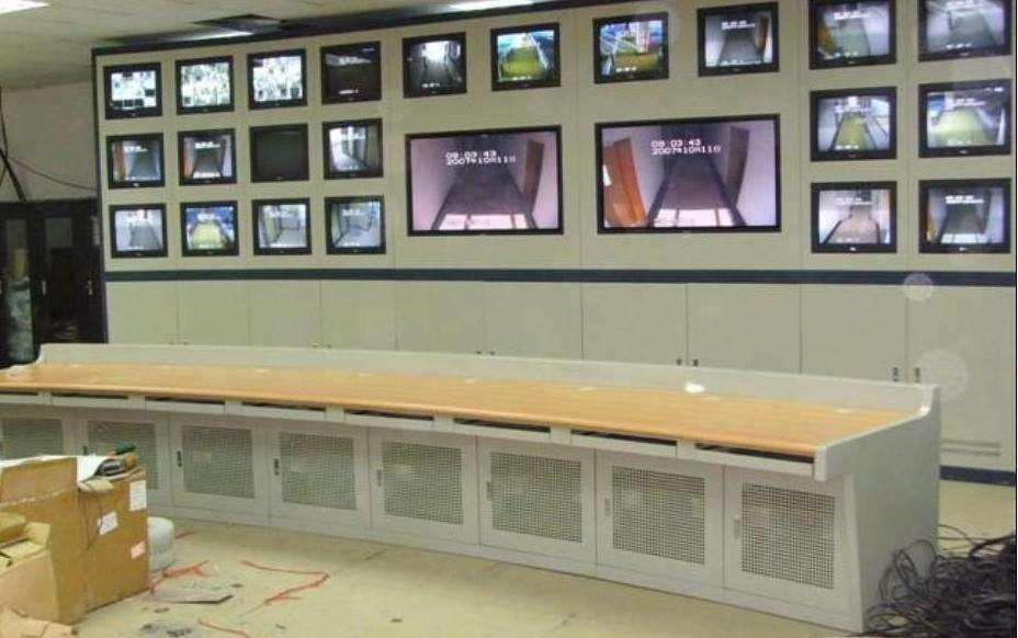 成都监控电视墙